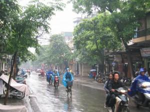 Hanoi in Vietnam