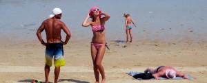 Pattaya,beach,bikini,