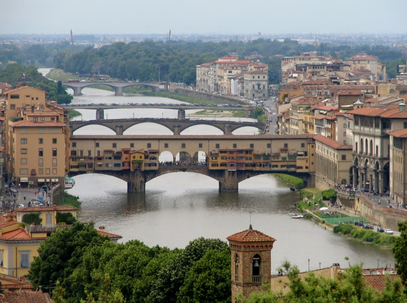 City Of Florence: Florence Tuscany Beautiful Italian City