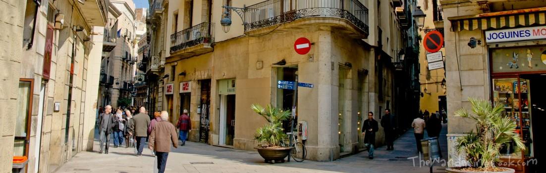 Barcelona-Catalonia-Spain-Gaudi
