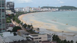 Pattaya-web-cam-beach-Taailand