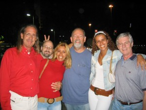 Copacabana friends