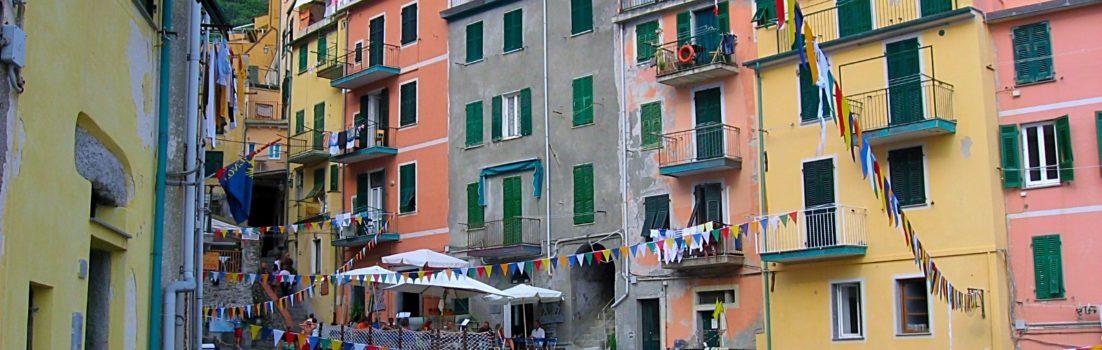 Riomaggiore-Cinque-Terre-Italy