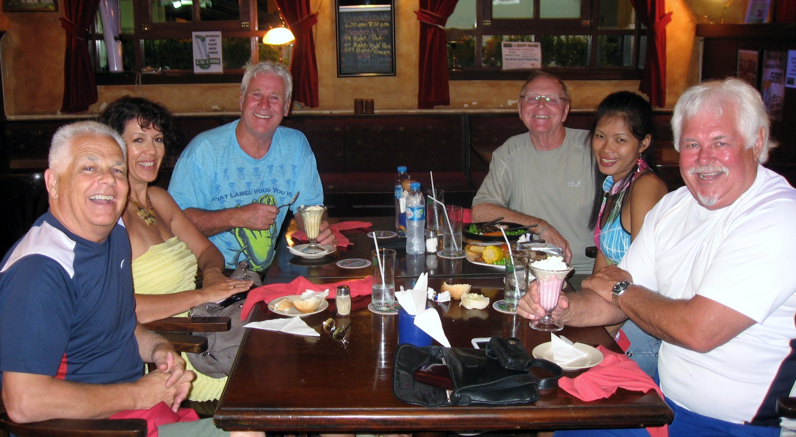 Thai-trip-Krabi-Pattaya