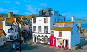 Lyme-Regis-Jurassic-Coast-Dorset