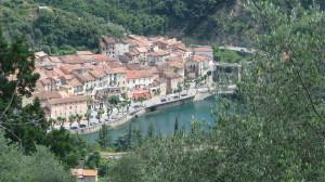 French-village-Breil sur Roya- Menton