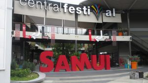 Koh-Samui-main-street-Thailand