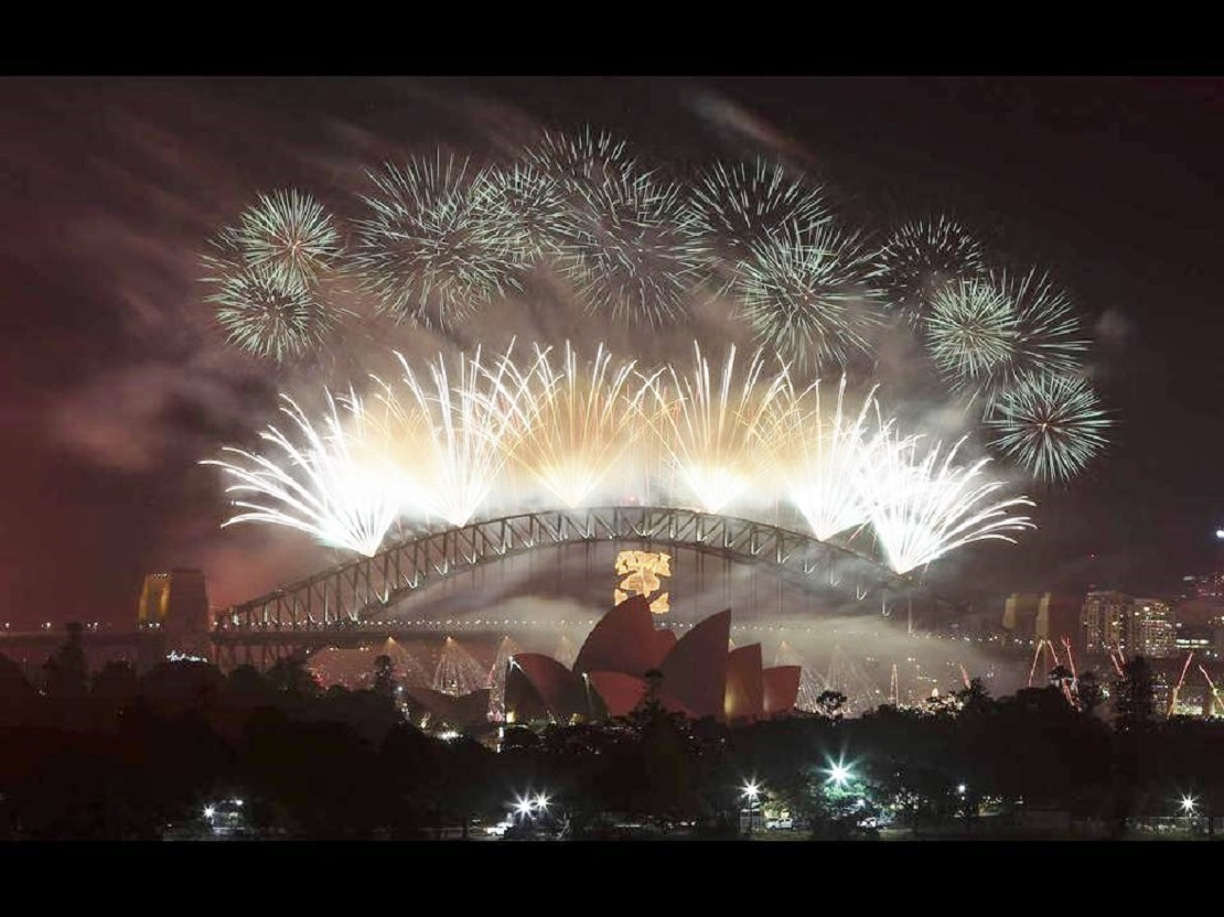 New Years Eve Sydney 2012 - The Five Star Vagabond