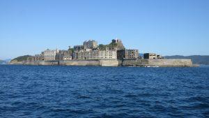 Battleship-Island-Nagasaki-coal-mine-Kyushu-Japan