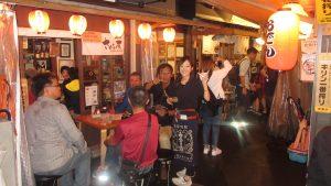 Kagoshima-restaurant-village-Japan-Kyushu-yakatori-