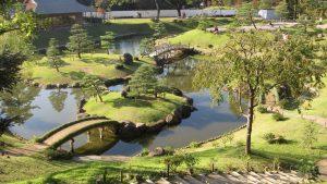 Japanese-Garden-Kanazawa-Castle-Japan