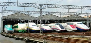 Shinkansen-Japan's-high-speed-bullet-trains-Japan