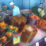 Pattaya-Hilton-Buffet-Edge-Restaurant-seafood-wine-beach