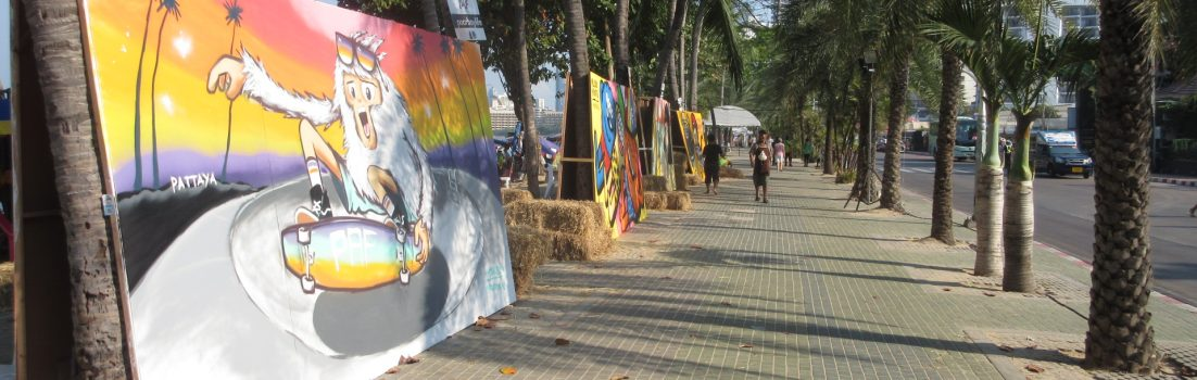 Pattaya-Arts-Festival-Beach-Rd-2017-Thailand