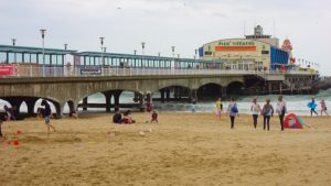 Bournemouth-coast-beach-sand-England
