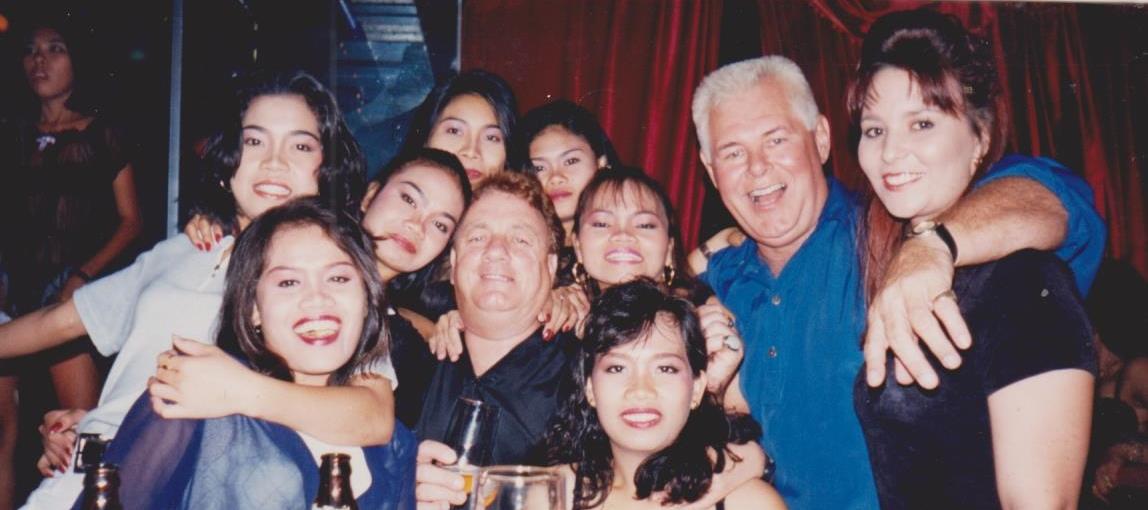 Filipino Flashback Manila Bar Scene - The Five Star Vagabond