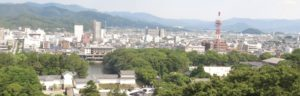 Hikone-Small-City-Near-Kyoto-Japan