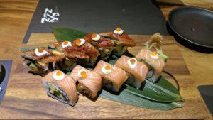 Ronin-Japanese-sushi-restaurant-Pattaya