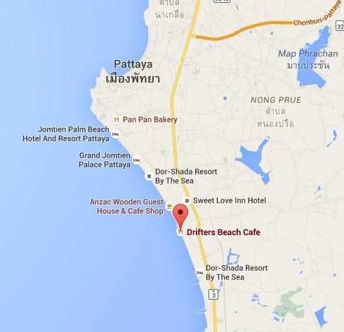Drifters-Beach-Cafe-Pattaya