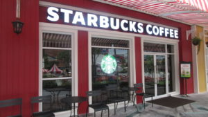 Starbucks-Pattaya-coffee-Thailand