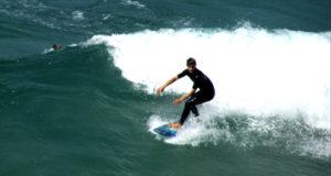 Surfing-Duranbah-Beach-Australia